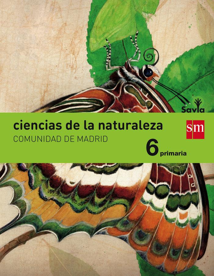 Ciencias naturaleza 6ºep madrid 15 integrad.savia