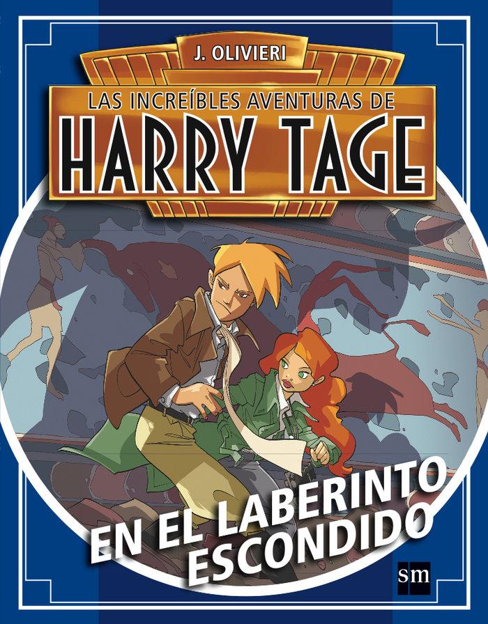 Harry tage 3 en el laberinto escondido