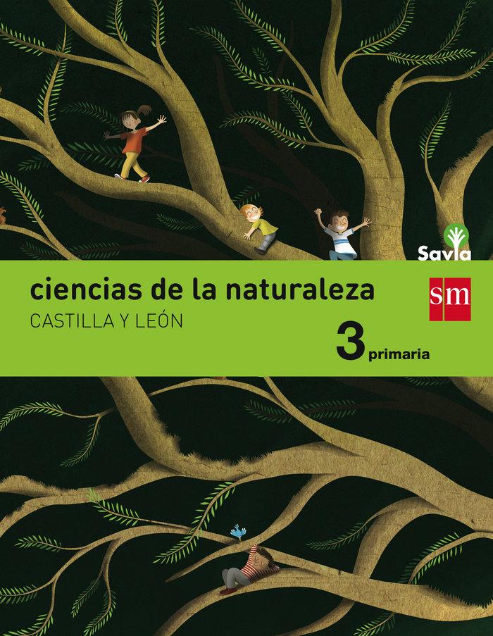 Ciencias naturaleza 3ºep cast.leon integ.15 savia