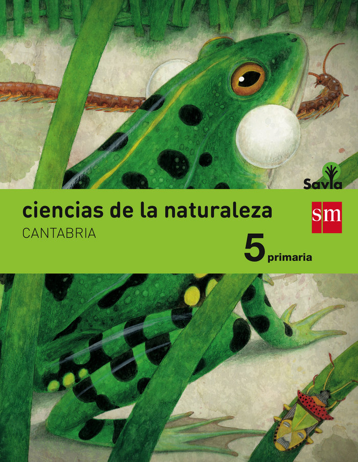 Ciencias naturales 5ºep cantabria savia 15