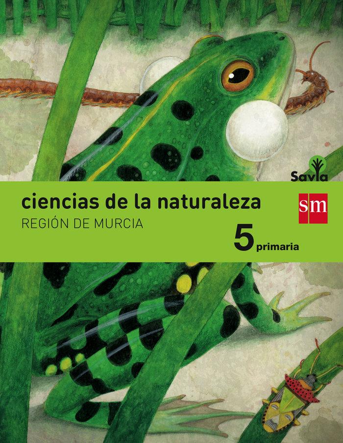 Ciencias naturaleza 5ºep murcia savia 15