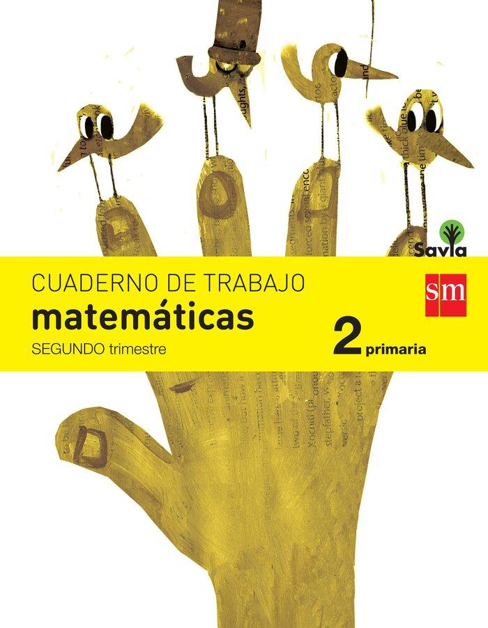 Cuaderno matematicas 2 2ºep savia 15