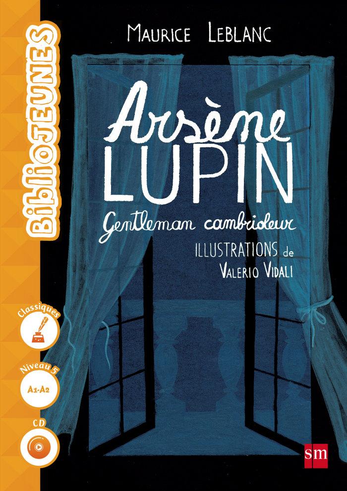 Lecturas 2ºeso arsene lupin gentleman cam.15