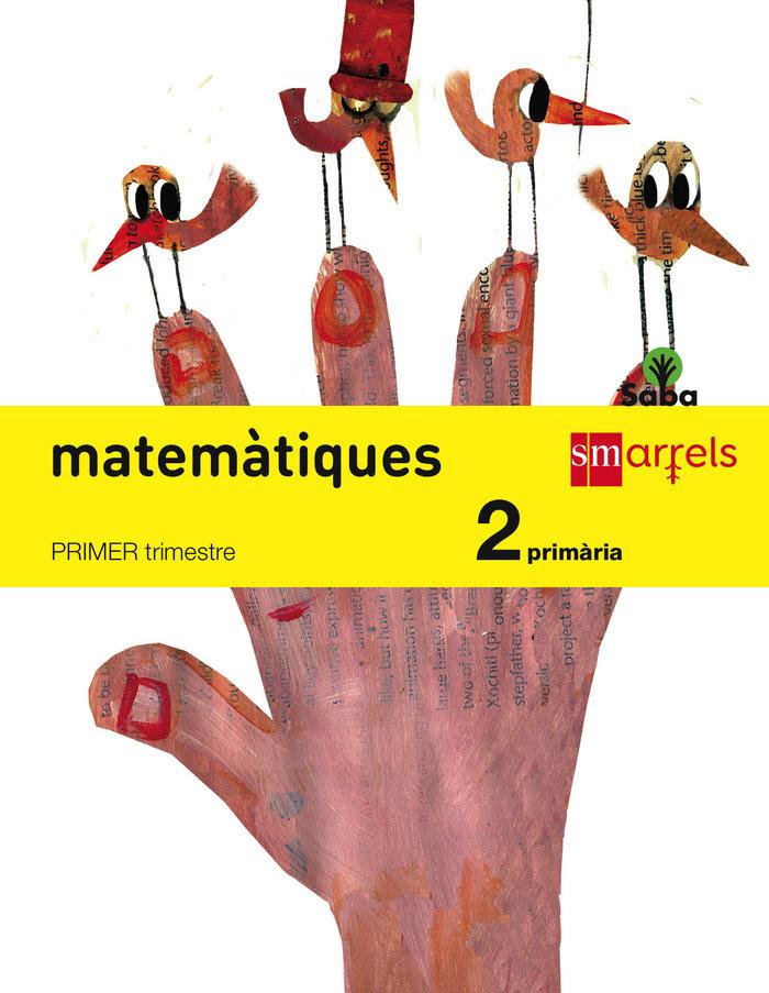 Matematiques. 2 primaria. saba