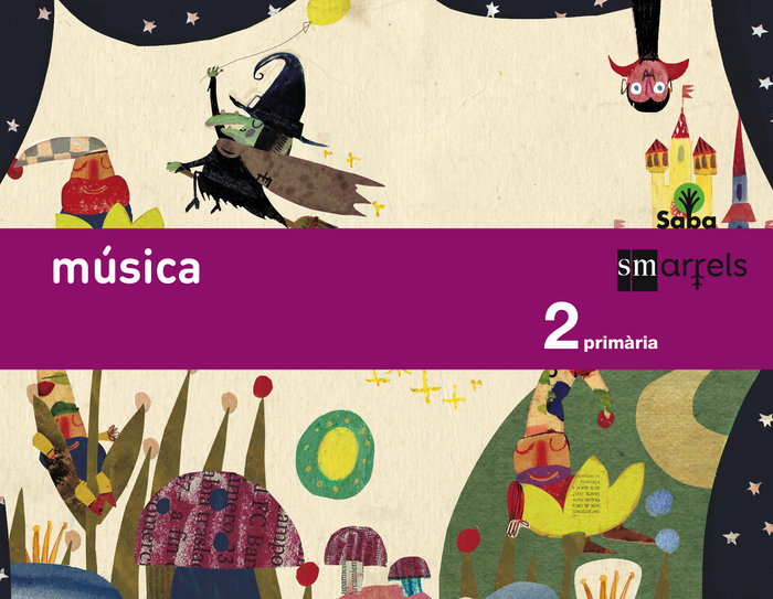 Musica. 2 primaria. saba
