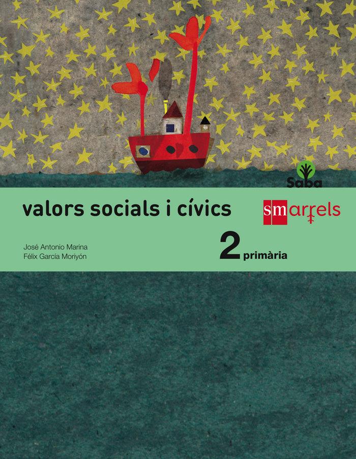 Valors socials i civics. 2 primaria. saba