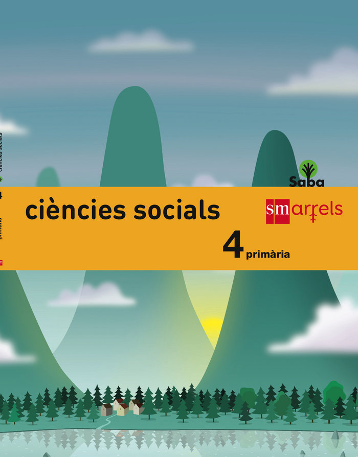 Ciencies socials. 4 primaria. saba