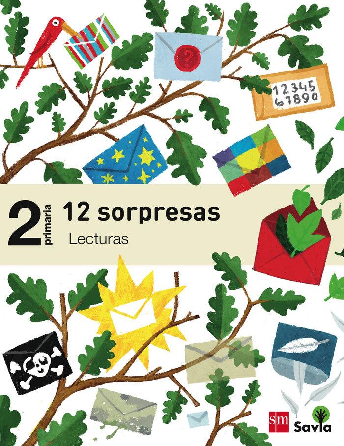 Lecturas 2ºep 12 sorpresas savia 15