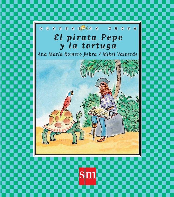 Pirata pepe y la tortuga,el