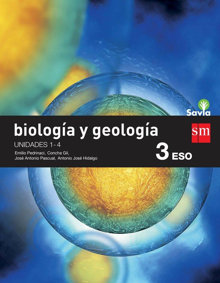 Biologia geologia 3ºeso trimestres savia 15