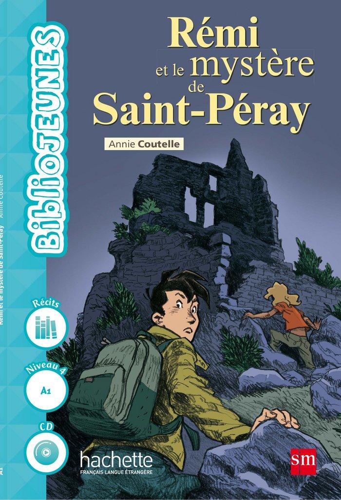 Lecturas 1ºeso remi mystere saint-peray 16