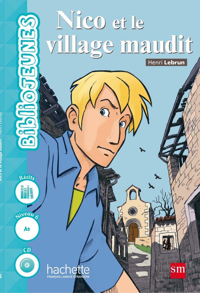Lecturas 3ºeso nico et le village maudit 16