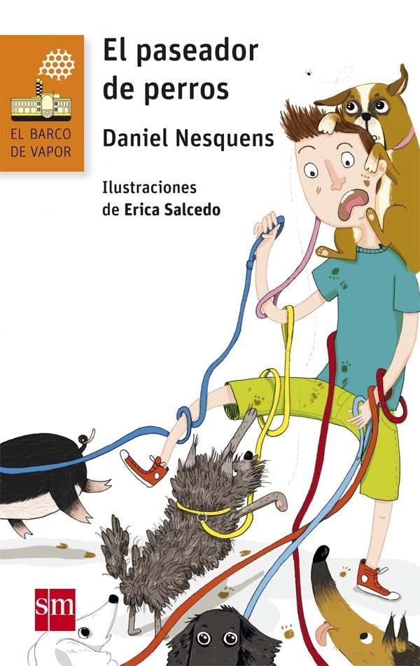 Paseador de perros,el