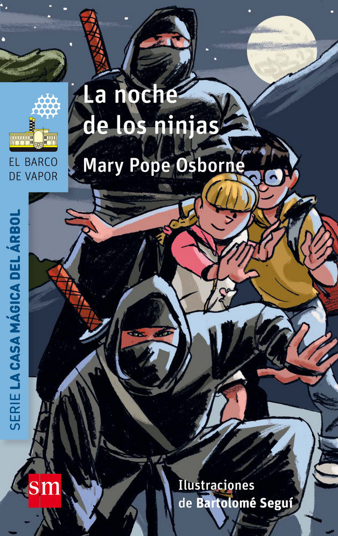 Noche de los ninjas,la bvan