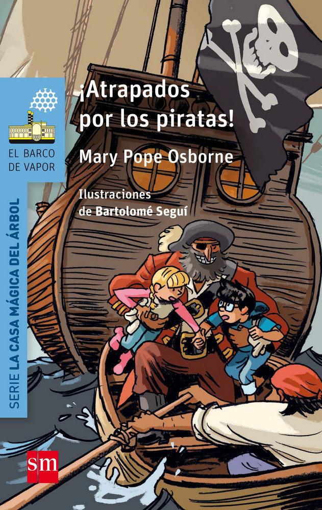 Atrapados por los piratas