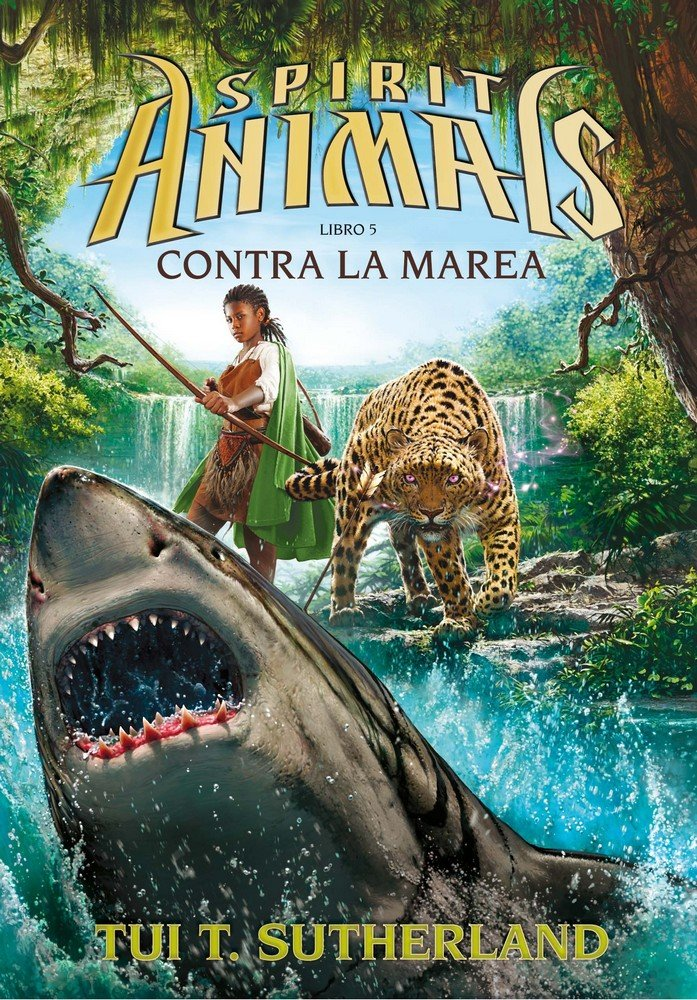 Spirit animals 5 contra la marea