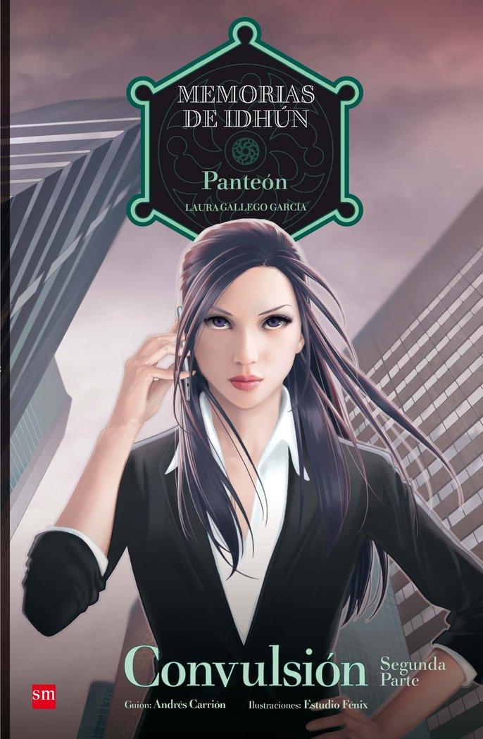 Memorias de idhun panteon convulsion 2 comic