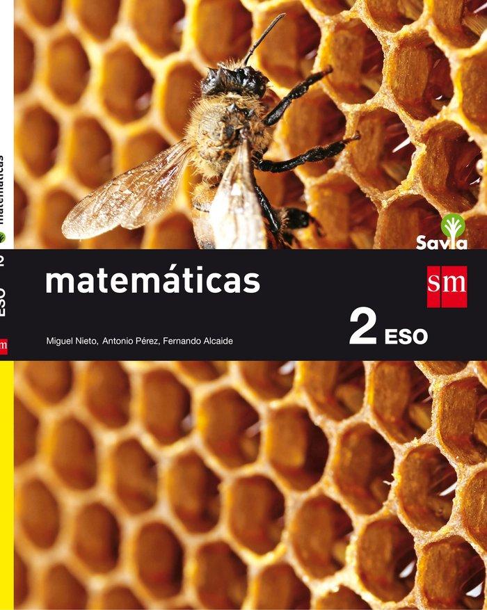 Matematicas 2ºeso savia 16