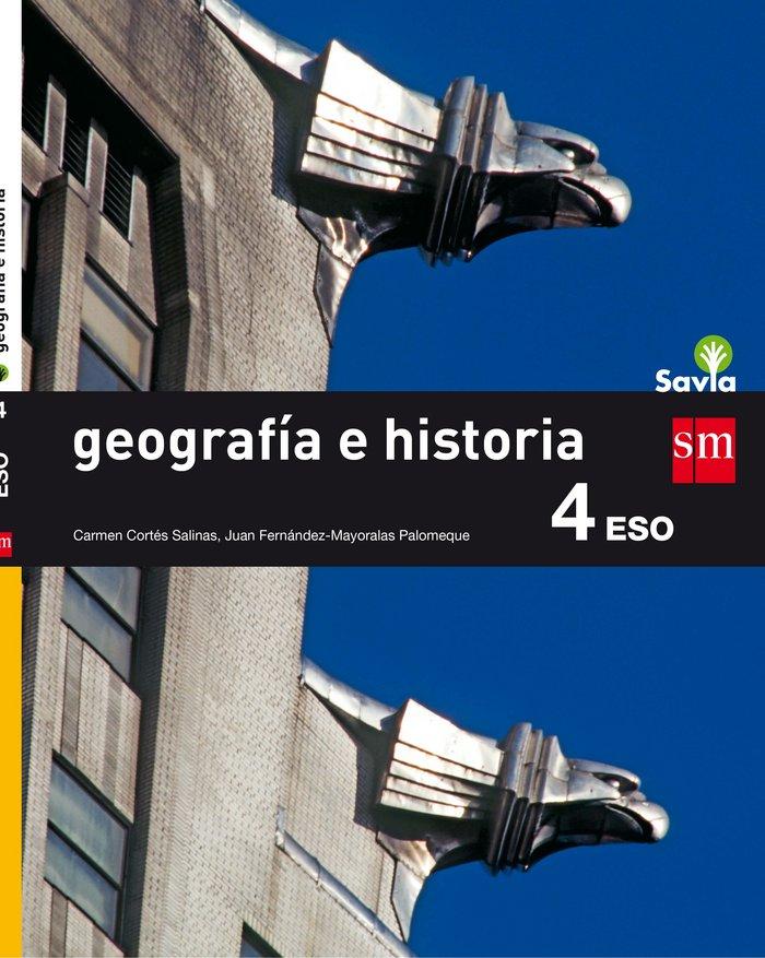 Geografia historia 4ºeso savia 16