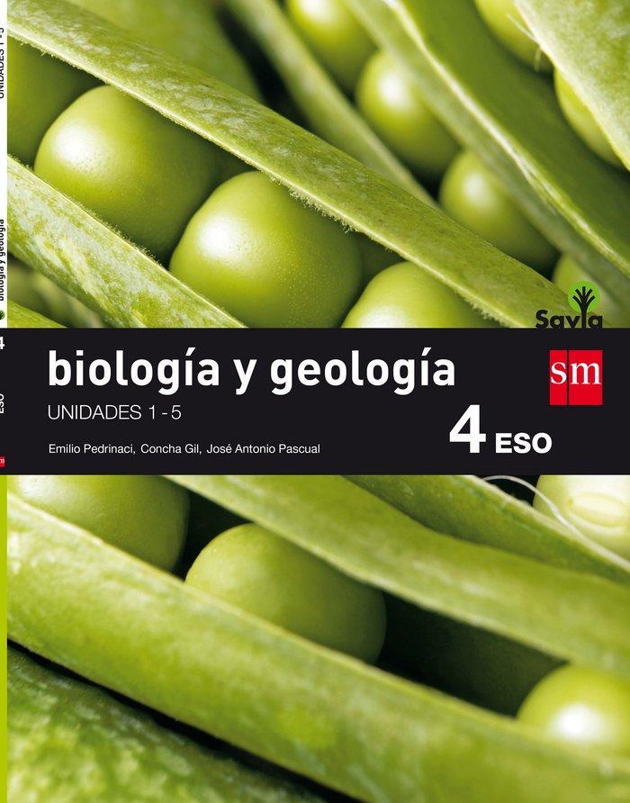 Biologia geologia 4ºeso trimestres savia 16