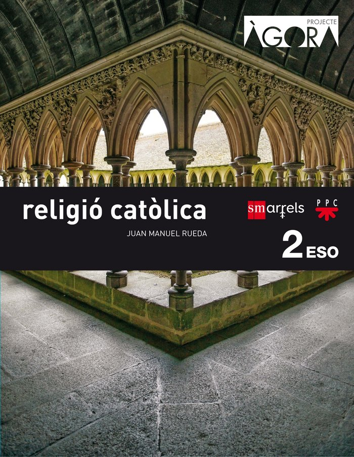 Religio catolica. 2 eso. agora