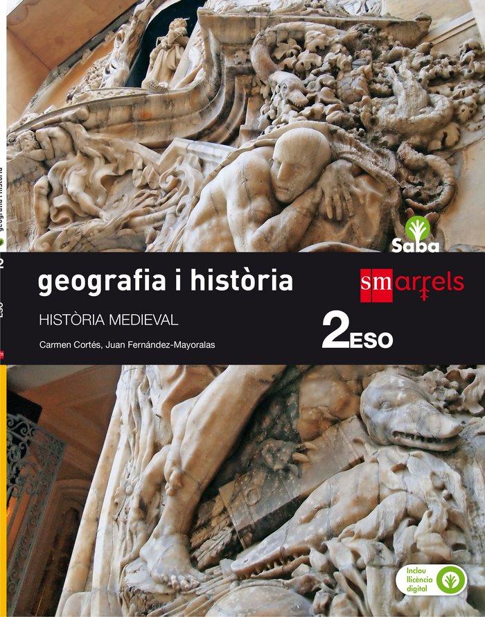 Geografia i historia. 2 eso. saba