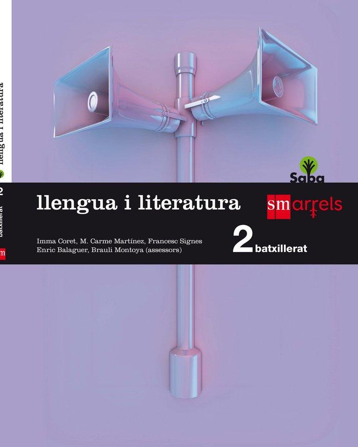 Llengua i literatura. 2 batxillerat. saba