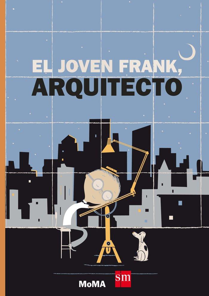 Joven frank, arquitecto,el