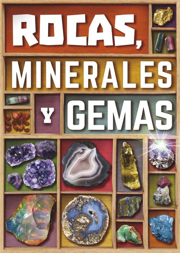 Rocas minerales y gemas
