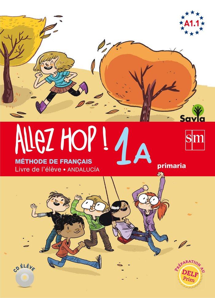 Allez hop 1 3ºep livre eleve andalucia 16