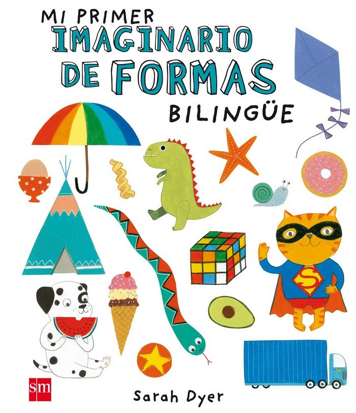 Mi primer imaginario de formas bilingue