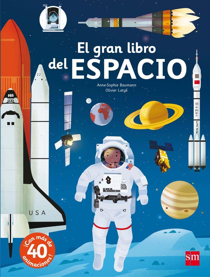 Gran libro del espacio,el