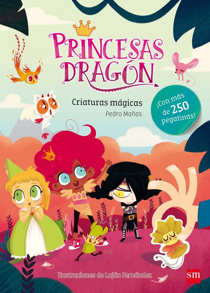 Criaturas magicas princesas dragon
