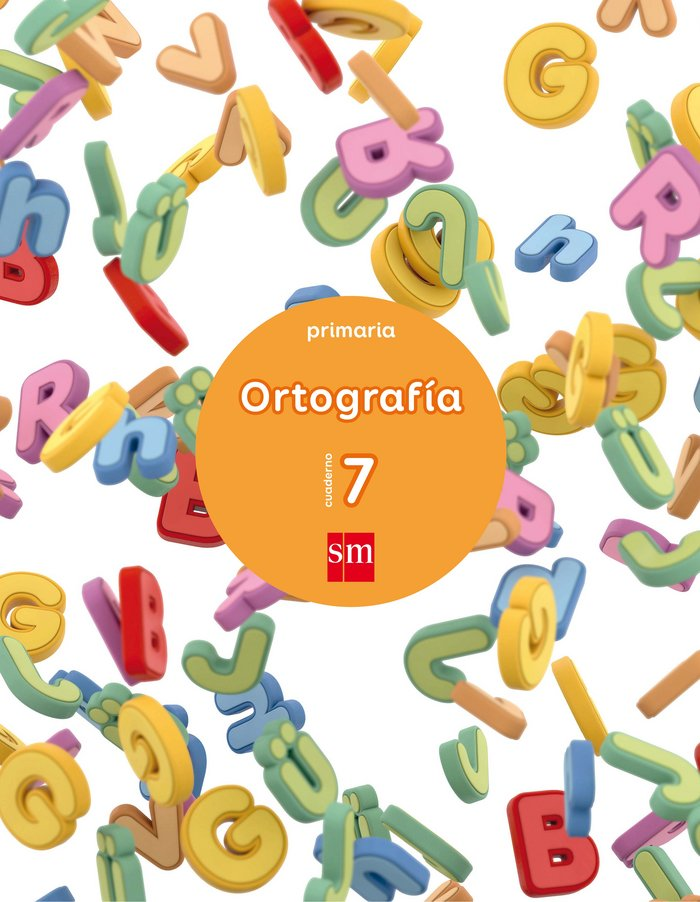 Cuaderno ortografia 7 3ºep 17