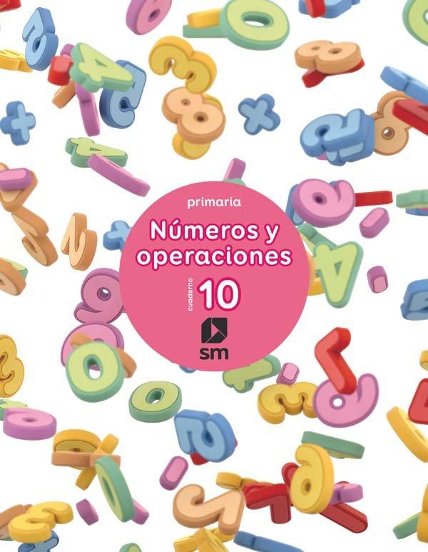 Cuaderno numeros y operaciones 10 4ºep 17