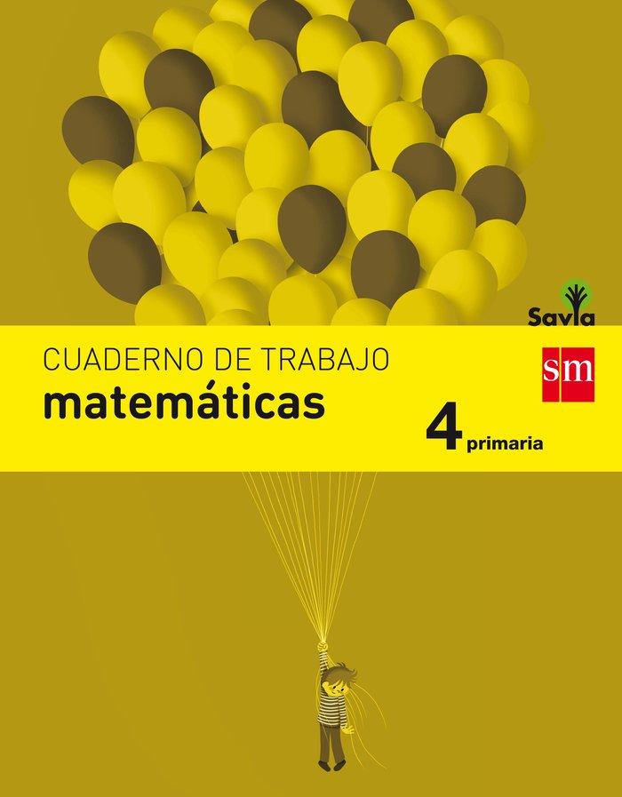 Cuaderno matematicas 4ºep savia 17