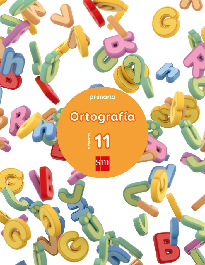 Cuaderno ortografia 11 5ºep 17