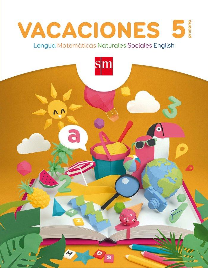 Vacaciones 5ºep 17