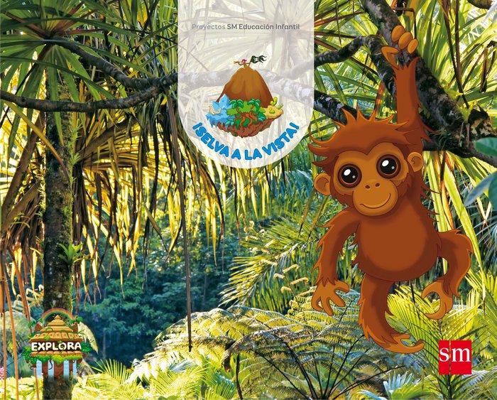 Explora selva a vista 4años 2ºtrimestre 17