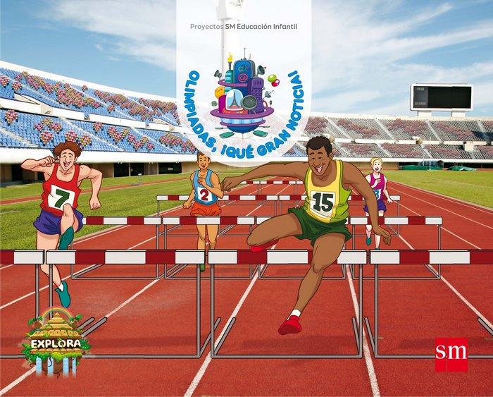 Explora 4años olimpiadas gran noticia nivel 2 18