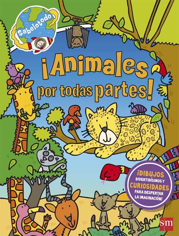 Animales por todas partes