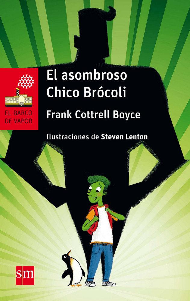 Asombroso chico brocoli,el