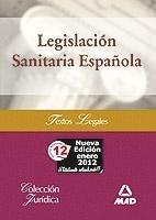 Legislacion sanitaria española