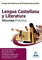Lengua castellana volumen practico cuerpo profes.ens.secund