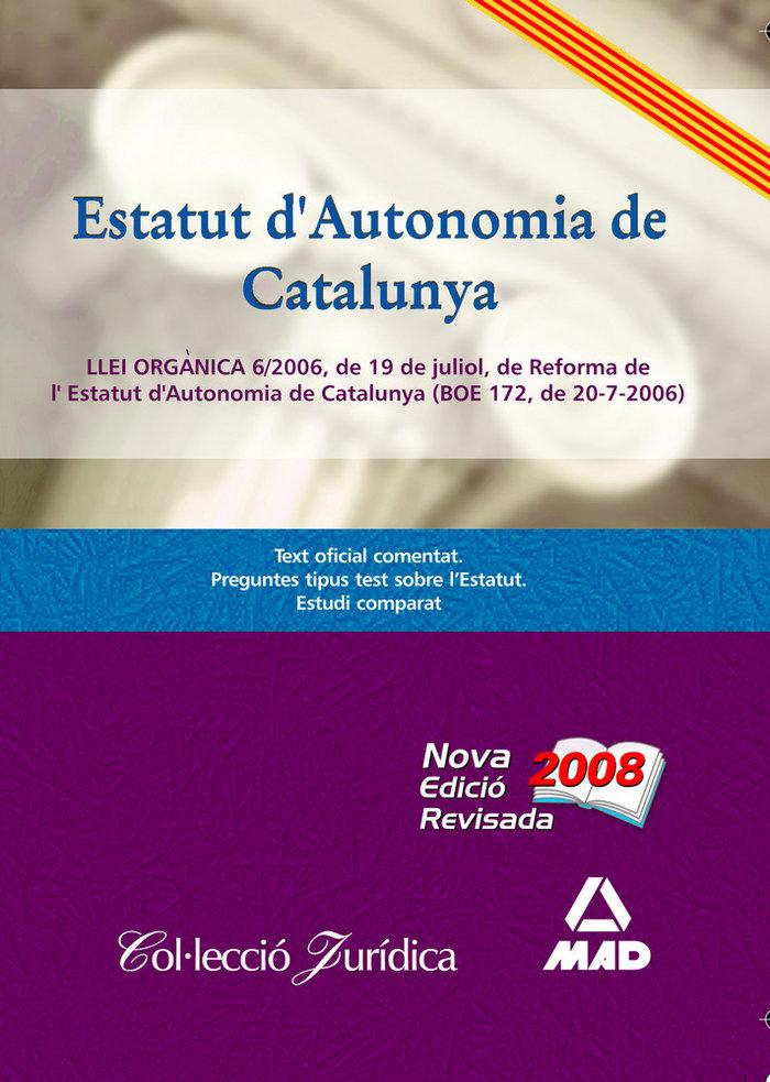 Estatud d'autonomia de catalunya