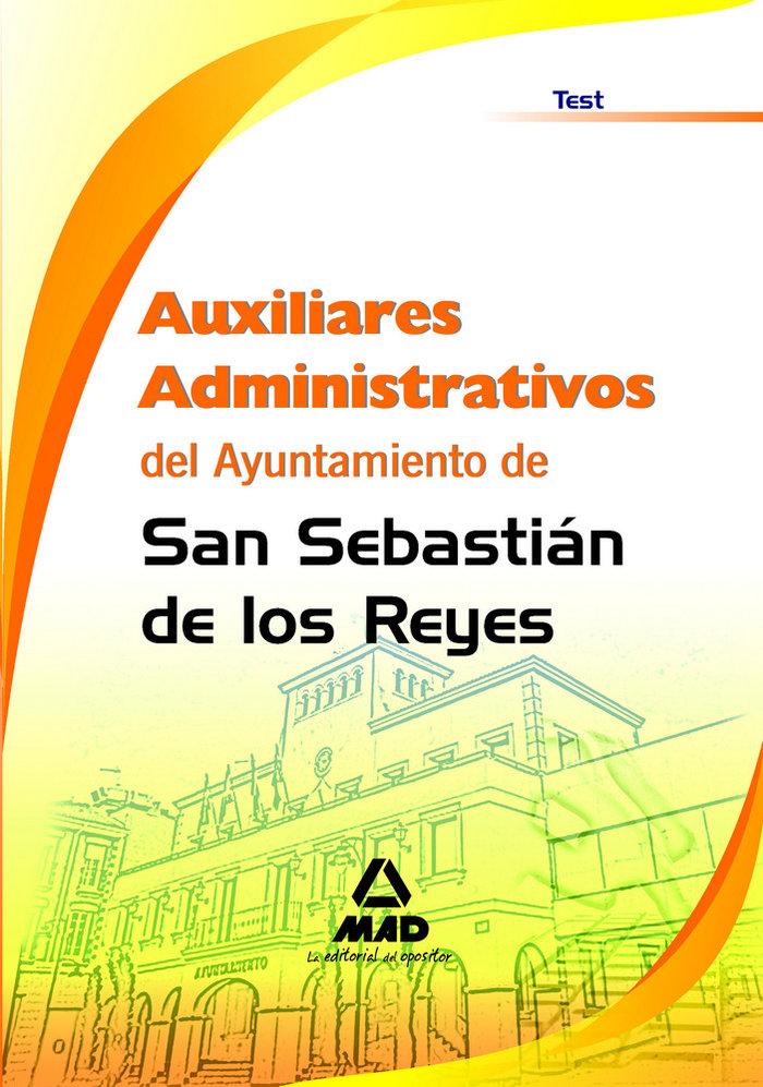 Auxiliares administrativos, ayuntamiento de san sebastian de