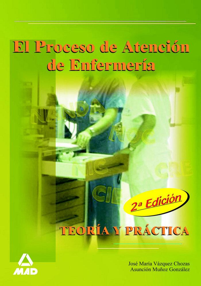 Proceso ade atencion de enfermeria teoria y practica