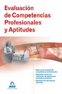 Evaluacion de competencias profesionales y aptitudes