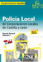 Policia local vol.i temario castilla leon