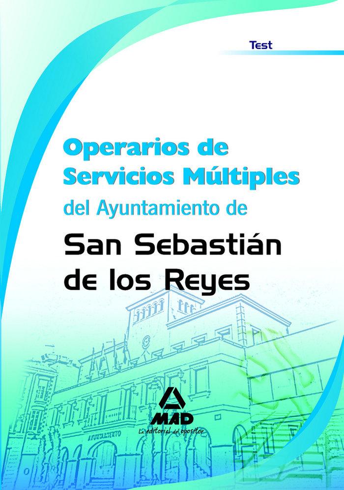 Operarios de servicios multiples, ayuntamiento de san sebast